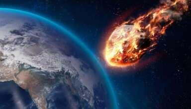 nasa gigantesco asteroide 384x220 - La NASA advierte que un gigantesco asteroide se está acercando peligrosamente a la Tierra