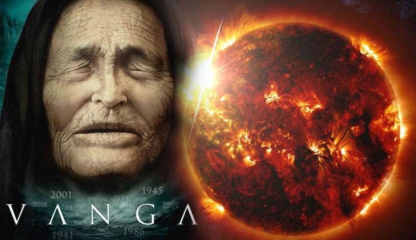 baba vanga tormenta solar 850x491 - La profecía de Baba Vanga sobre el 22 de diciembre coincidirá con la tormenta solar más potente de los últimos 300 años