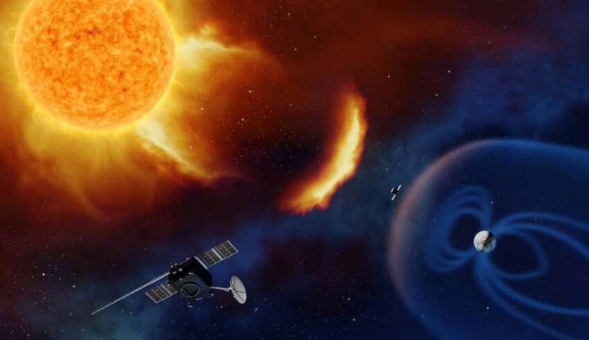 tormenta magnetica fuerte 850x491 - Científicos advierten que se acerca la tormenta magnética más fuerte en 300 años y que nos sumirá en la oscuridad