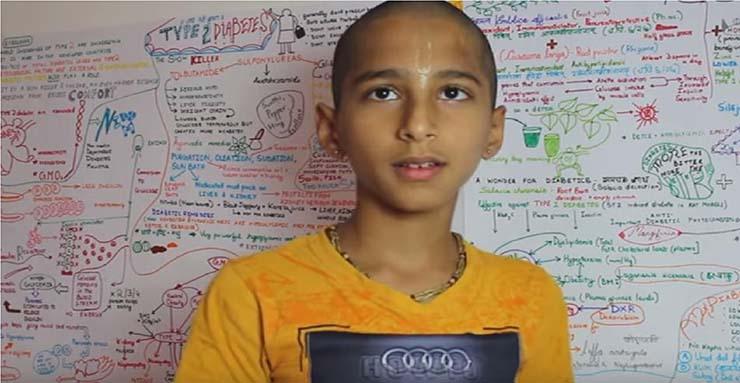 abhigya anand catastrophe majeure février - Abhigya Anand, le garçon indien qui a prédit le coronavirus, met en garde contre une catastrophe majeure en février
