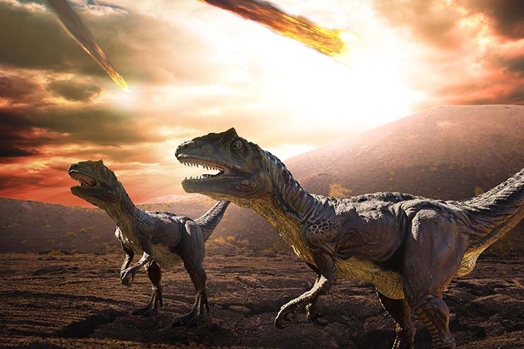 asteroide apocaliptico - Científicos estadounidenses contradicen a la NASA y advierten del impacto de un asteroide apocalíptico en cualquier momento