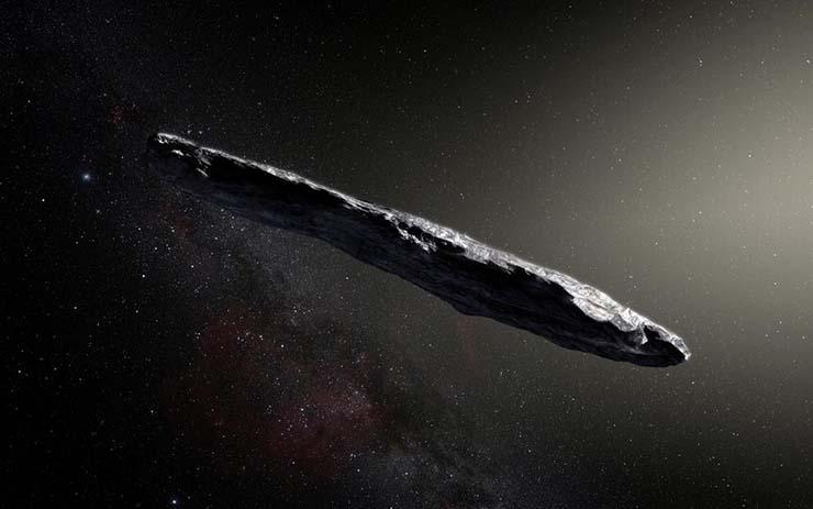 astronomo harvard extraterrestres - El principal astrónomo de Harvard demuestra que los extraterrestres nos visitaron en 2017, y regresarán