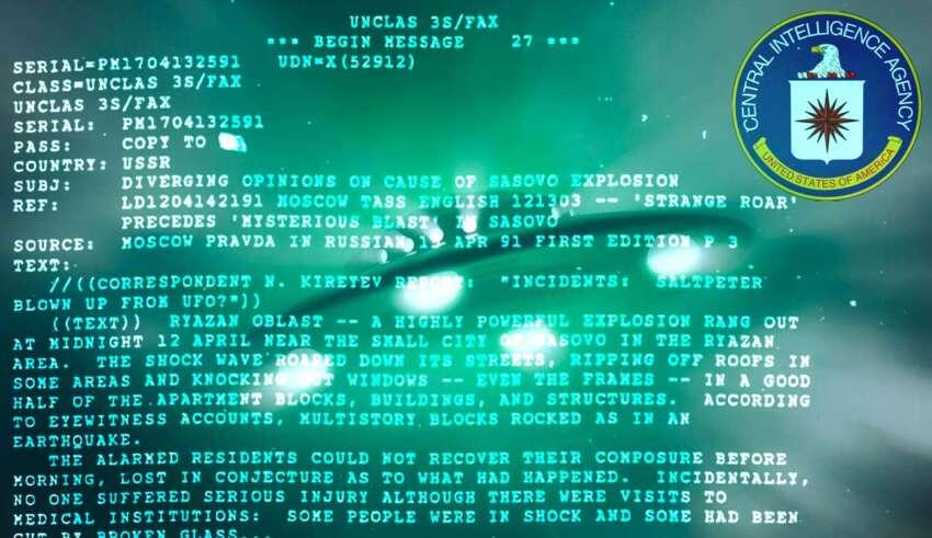 cia ovnis extraterrestres 850x491 - La CIA desclasifica inesperadamente 3 mil documentos sobre ovnis que incluyen batallas entre militares y extraterrestres