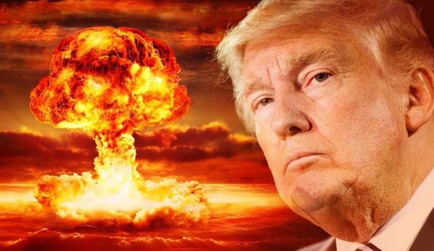 donald trump guerra nuclear 850x491 - Un analista advierte que Donald Trump podría iniciar una guerra nuclear