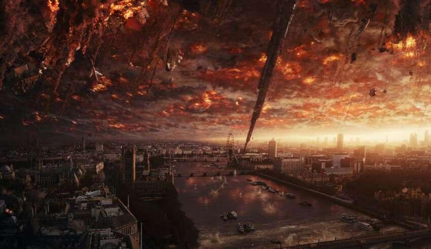 invasion extraterrestre 2021 850x491 - Una desconocida profecía bíblica anuncia el apocalipsis y la invasión extraterrestre para 2021