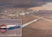 ovni triangular area 51 104x74 - Un piloto fotografía un OVNI triangular en el Área 51