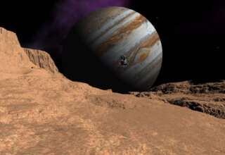 senal de radio ganimedes 320x220 - Una sonda espacial de la NASA detecta una señal de radio extraterrestre procedente de Ganímedes