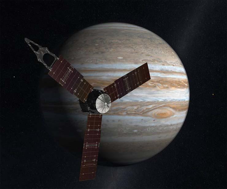 senal extraterrestre ganimedes - Una sonda espacial de la NASA detecta una señal de radio extraterrestre procedente de Ganímedes