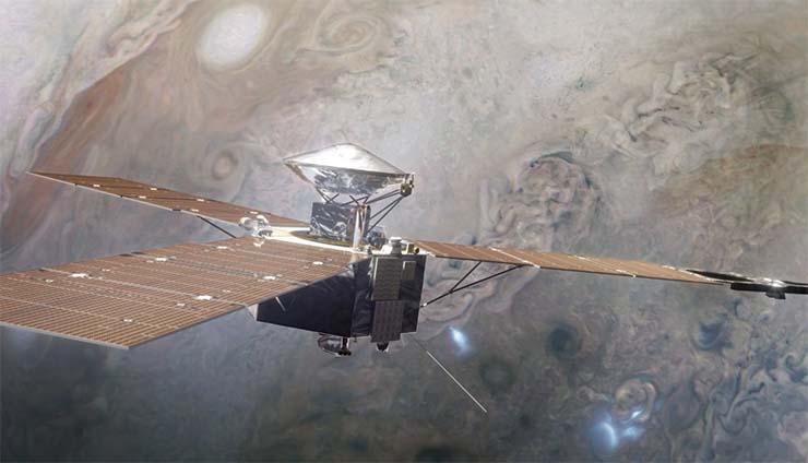 senal radio extraterrestre ganimedes - Una sonda espacial de la NASA detecta una señal de radio extraterrestre procedente de Ganímedes