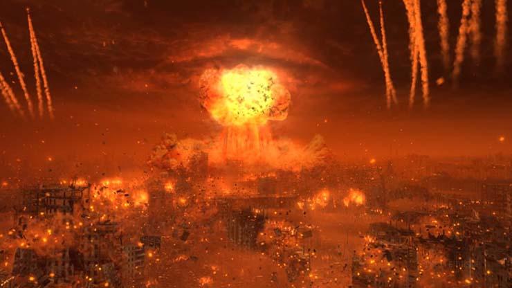 trump iniciar guerra nuclear - Un analista advierte que Donald Trump podría iniciar una guerra nuclear