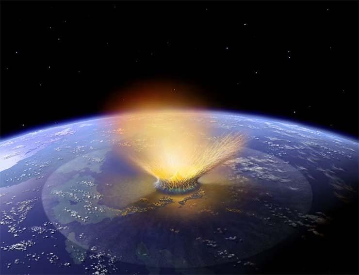 asteroide apofis dios caos marzo - Comienza la cuenta atrás: El asteroide Apofis, el 'dios del caos', pasará por la Tierra en marzo
