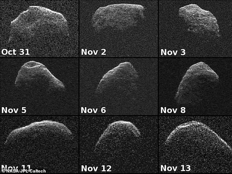 asteroide apofis dios marzo - Comienza la cuenta atrás: El asteroide Apofis, el 'dios del caos', pasará por la Tierra en marzo