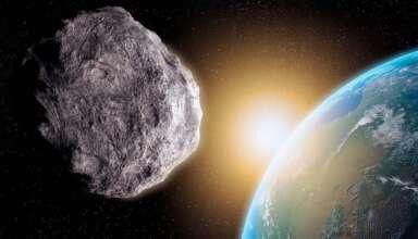 asteroide apofis marzo 384x220 - Comienza la cuenta atrás: El asteroide Apofis, el 'dios del caos', pasará por la Tierra en marzo