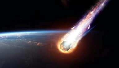 asteroide potencialmente peligroso 384x220 - La NASA advierte de la inminente llegada de un enorme asteroide potencialmente peligroso