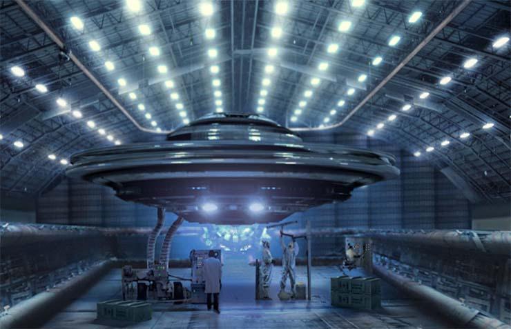 el pentagono ovnis extraterrestre - El Pentágono finalmente admite que ha estado experimentando con ovnis de origen extraterrestre durante años