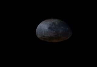 luna holograma 320x220 - Cosmonauta ruso comparte un video que demuestra que la Luna es un holograma