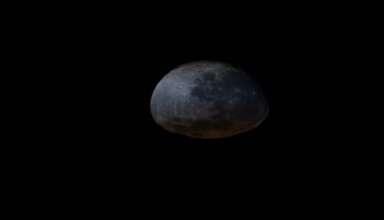 luna holograma 384x220 - Cosmonauta ruso comparte un video que demuestra que la Luna es un holograma