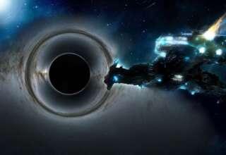 objeto espacial agujero negro 320x220 - Un misterioso objeto espacial oscurece un enorme agujero negro, y nadie sabe que es