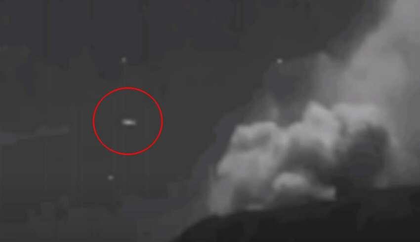 ovni volcan popocatepetl 850x491 - OVNI de 30 metros accede al interior del volcán Popocatépetl en México