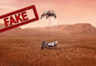 perseverance en marte 320x220 - ¿El aterrizaje de Perseverance en Marte ha sido un engaño de la NASA?