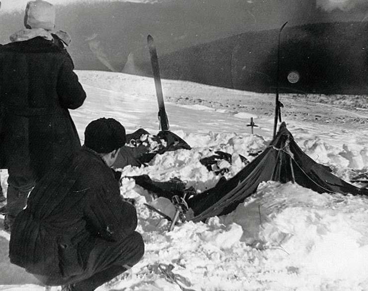 turistas desaparecen paso diatlov - Ocho turistas rusos desaparecen en el paso Diátlov, donde nueve excursionistas murieron misteriosamente en 1959