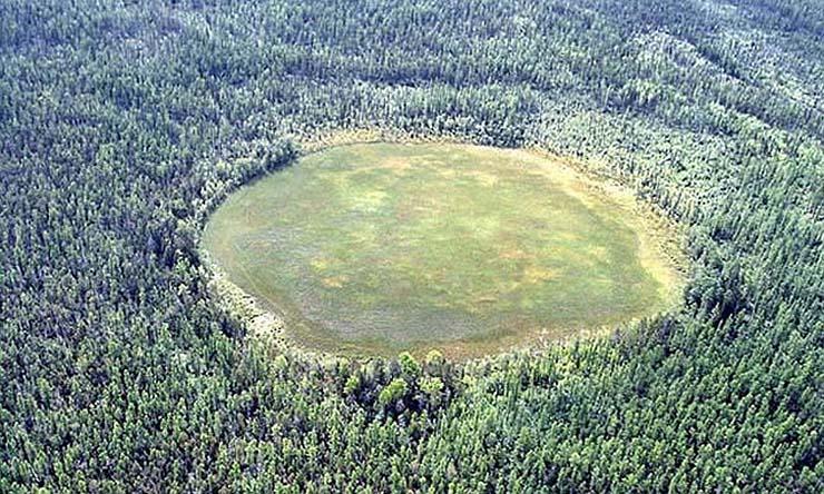 evento tunguska ovni - Documentos de la CIA revelan que científicos aseguraron que el evento de Tunguska fue provocado por un OVNI