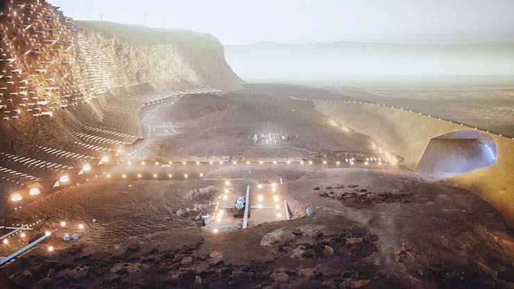 marte esta lleno vida extraterrestre - Científica del SETI asegura que Marte está lleno de vida extraterrestre