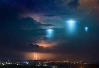 ovnis son extraterrestres 320x220 - El ex director de Inteligencia Nacional revela que Estados Unidos tiene evidencia de que los ovnis son extraterrestres