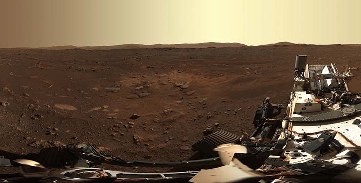 perseverance rasguno marte - Perseverance registra un inquietante y misterioso sonido de un 'rasguño agudo' en Marte, y la NASA no sabe lo que es