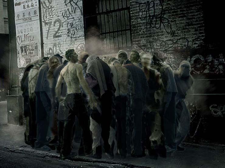 rabia mutar virus zombi - Científicos advierten que la rabia podría mutar a un virus zombi