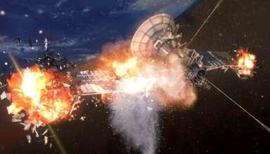 satelites explotan misteriosas circunstancias 384x220 - Dos satélites explotan en misteriosas circunstancias a la vez