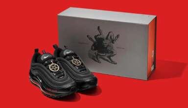 zapatillas satanicas 384x220 - Lanzan unas 'zapatillas satánicas' con sangre humana basadas en Nike y se agotan en cuestión de minutos