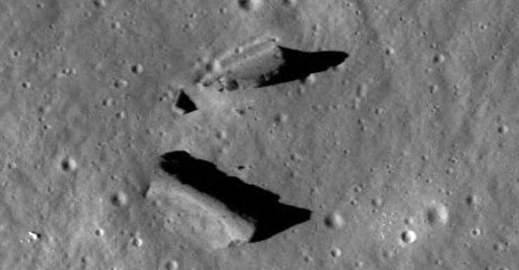 artefactos extraterrestres sistema solar - La NASA reconoce que existen artefactos extraterrestres en nuestro sistema solar