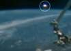 gigantesco ovni tierra 104x74 - La Estación Espacial Internacional capta un gigantesco OVNI del tamaño de un planeta sobre la Tierra
