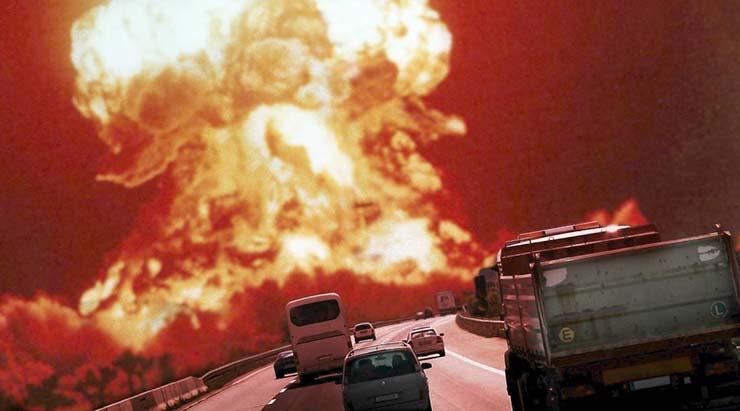 inevitable guerra nuclear - Estados Unidos advierte que estamos al borde de una inminente e inevitable guerra nuclear