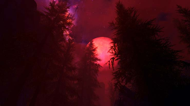 luna de sangre 26 de mayo - La luna de sangre del 26 de mayo, ¿señal del fin de los tiempos?