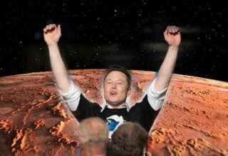 musk emperador marte 320x220 - Elon Musk se autoproclama emperador de Marte