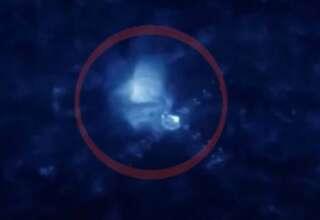 ovni interior sol 320x220 - Una sonda espacial capta un OVNI saliendo del interior del Sol