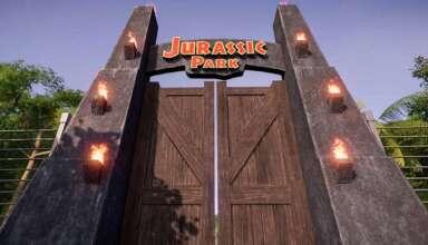 parque jurasico 384x220 - Una empresa de Elon Musk quiere construir un Parque Jurásico real
