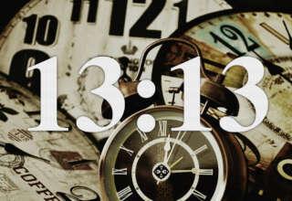 1313 320x220 - Ver el 13:13 en todas partes: descubre su significado