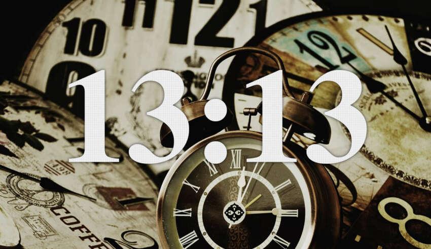 1313 850x491 - Ver el 13:13 en todas partes: descubre su significado