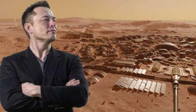 elon musk reinara marte 384x220 - Científico alemán predijo en 1953 que Elon Musk reinará Marte