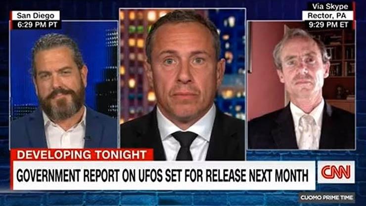 ovnis del pentagono - CONFIRMADO: Oficiales de la Marina de EE.UU. aseguran que los ovnis del Pentágono son de origen extraterrestre