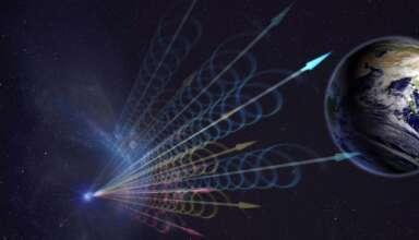 cientos misteriosas senales radio 384x220 - Un radiotelescopio recibe cientos de misteriosas señales de radio procedentes el espacio