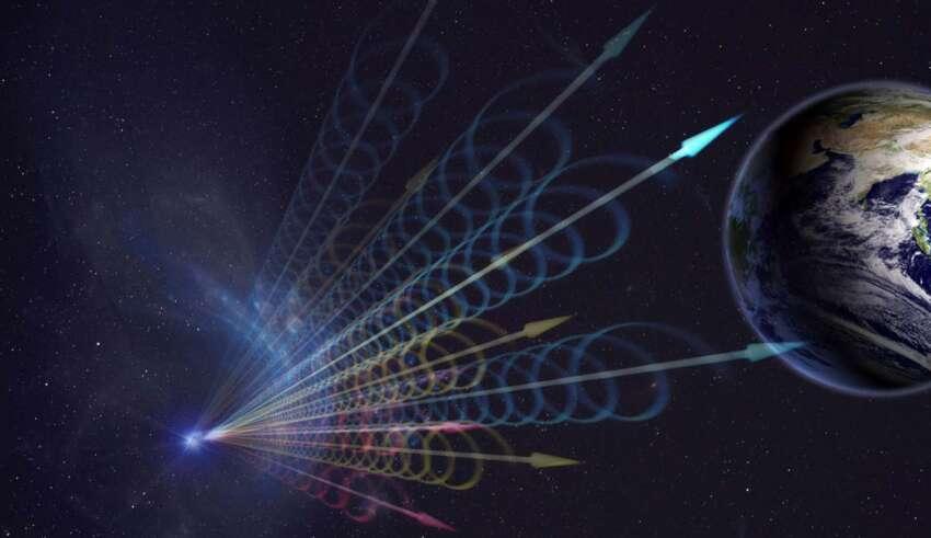 cientos misteriosas senales radio 850x491 - Un radiotelescopio recibe cientos de misteriosas señales de radio procedentes el espacio