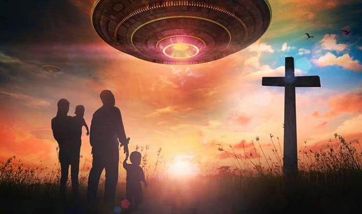 extraterrestre nuevas religiones - Obama confirma la inminente revelación extraterrestre y asegura que surgirán nuevas religiones