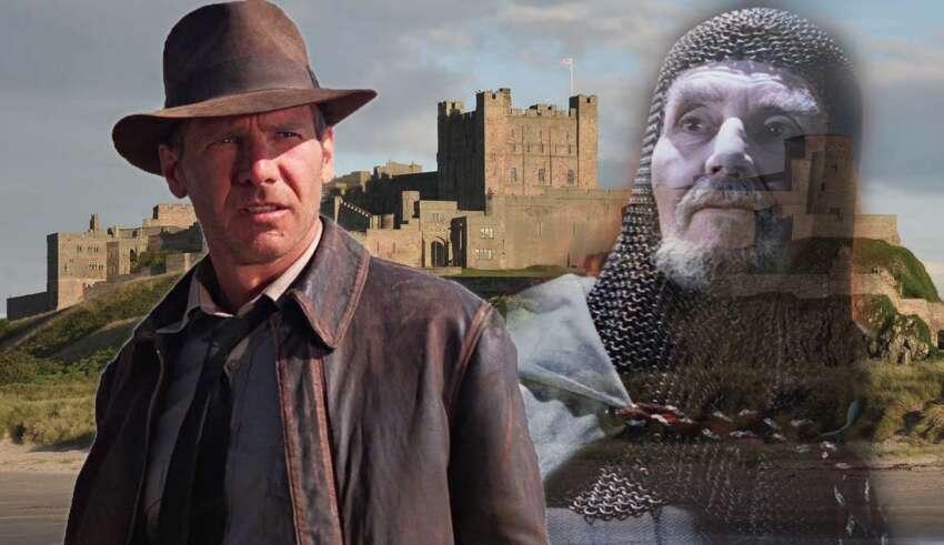 indiana jones castillo 1 850x491 - La nueva película de Indiana Jones se filma en el castillo más embrujado del Reino Unido