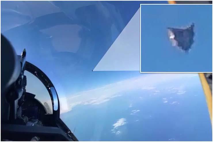 informe ovni pentagono - El informe OVNI del Pentágono no descarta que sean extraterrestres y la NASA investigará los avistamientos