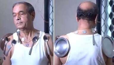 magnetismo vacunarse 384x220 - Médicos investigan un hombre que ha desarrollado magnetismo después de vacunarse contra el COVID-19