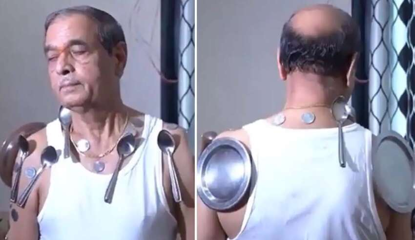 magnetismo vacunarse 850x491 - Médicos investigan un hombre que ha desarrollado magnetismo después de vacunarse contra el COVID-19